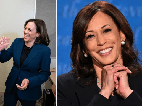 New Vice President Kamala Harris becomes highest ranking woman in US government history