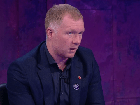 'You don't see many players like that these days': Paul Scholes full of praise for Arsenal star Thomas Partey after win against Manchester United