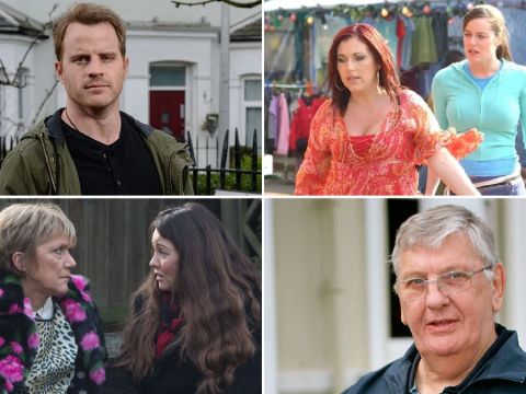 EastEnders Quiz: How well do you know the Slater family and their storylines?
