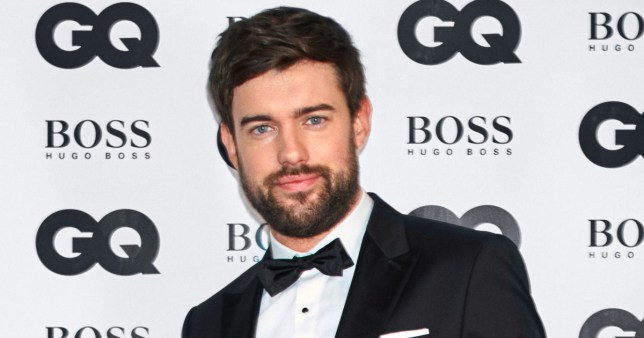 Jack Whitehall at the GQ Men Of the year Awards