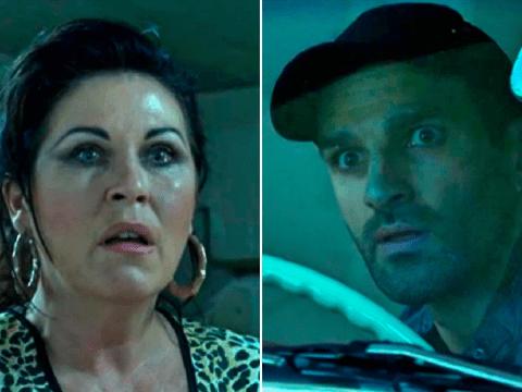 EastEnders spoilers: Kat Slater leaves Kush Kazemi to get caught in shock heist twist