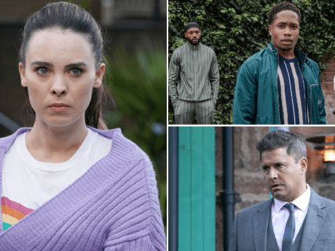 Hollyoaks spoilers: 22 new images reveal baby Faith abduction, Mitchell murder horror and Kurt exposed