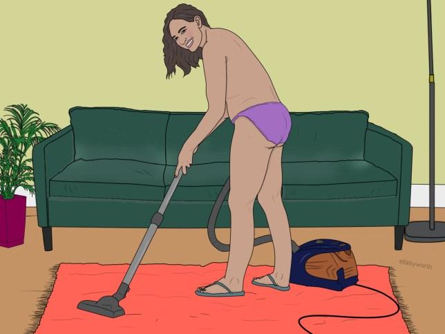 Naked Cleaner
