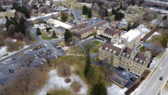Notre Dame of Elk Grove Convent
