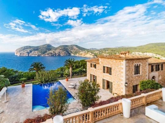 12-bedroom villa in mallorca
