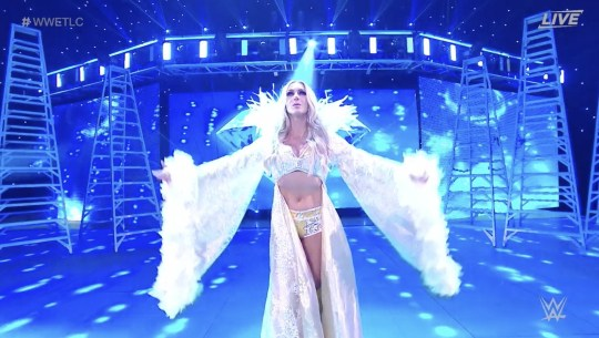 WWE superstar Charlotte Flair returns at TLC: Tables, Ladders and Chairs 2020