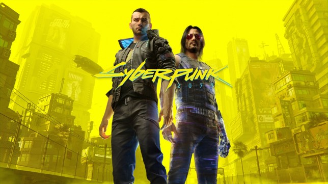 Cyberpunk 2077 artwork