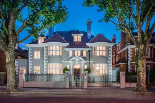 rightmove most viewed properties 2020: 48 elsworthy road eight-bedroom house in primrose hill, london