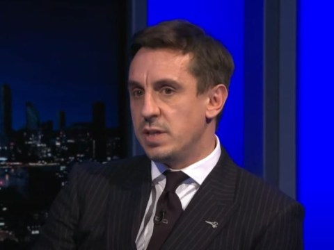 Gary Neville picks Paul Pogba over Jordan Henderson in Manchester United-Liverpool combined XI