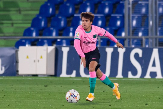 Arsenal considering January swoop for Barcelona outcast Riqui Puig