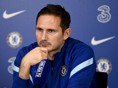 Frank Lampard open to offers for two Chelsea defenders in January transfer window