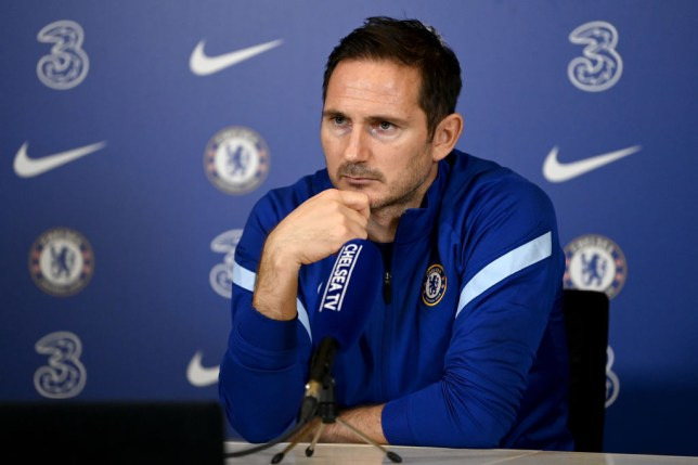 Frank Lampard open to offers for two Chelsea defenders in January transfer  window | Metro News