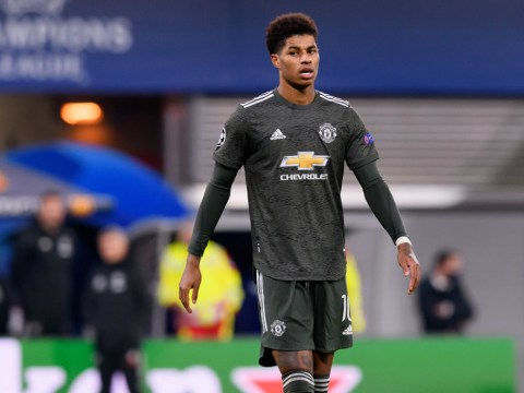 Marcus Rashford vows to stay at Manchester United for the rest of his career