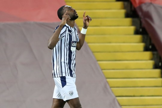 Ajayi grabbed a late equaliser for the Baggies