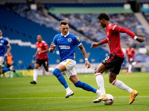 Manchester United, Chelsea and Tottenham eye transfer moves for Brighton defender Ben White