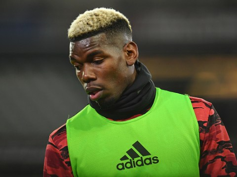 Mino Raiola declares Paul Pogba will not leave Manchester United in January, but next summer