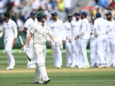 Australia legend Ricky Ponting backs 'all-time great' Steve Smith to bounce back amid India struggles