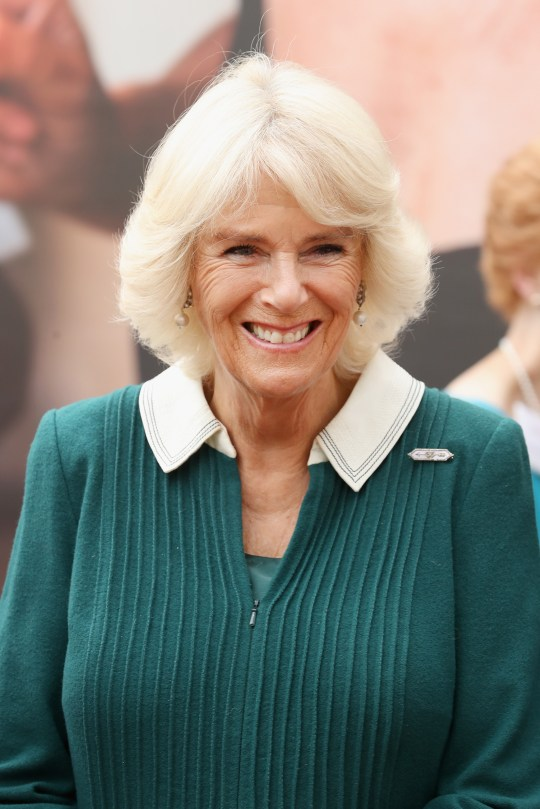 Camilla, Duchess Of Cornwall Hosts Reception At Clarence House