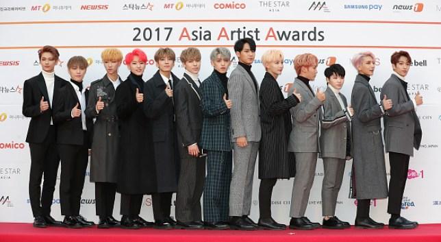 2017 Asia Artist Awards In Seoul