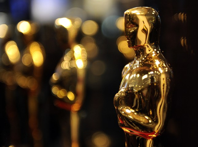 Statuettes from 82nd Annual Academy Awards