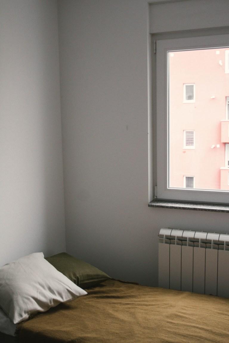 what I Rent: Dario, Belgrade, Serbia - the bedroom