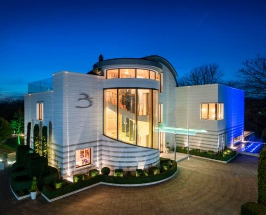 rightmove most viewed properties 2020: ten-bed merton lane house, london