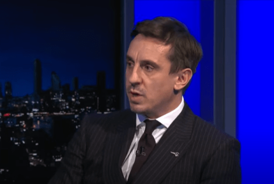 Gary Neville believes it would be 'nonsense' to suspend the Premier League season due to coronavirus