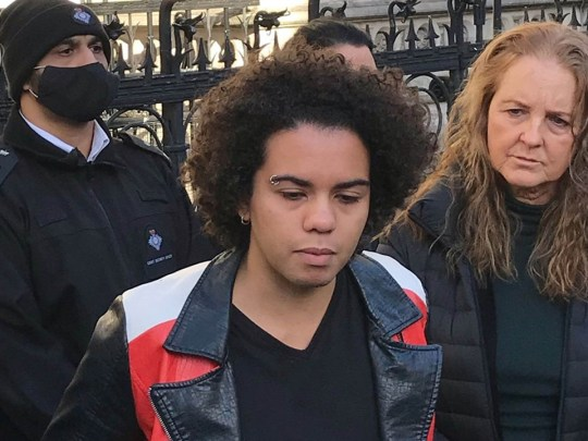 Keira Bell, 23, brought legal action against Tavistock and Portman NHS Trust (Picture: PA)   Read more: https://metro.co.uk/2020/12/01/trans-teens-under-16-can-get-puberty-blockers-if-they-understand-treatment-13681661/?ito=cbshare  Twitter: https://twitter.com/MetroUK | Facebook: https://www.facebook.com/MetroUK/