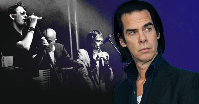 The Pogues and Nick Cave