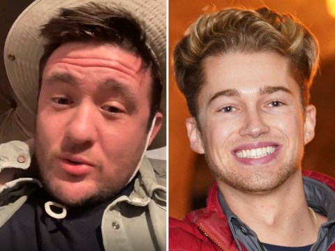 I'm A Celebrity 2020: Shane Richie's son hits back at claims he was 'slagging off' AJ Pritchard