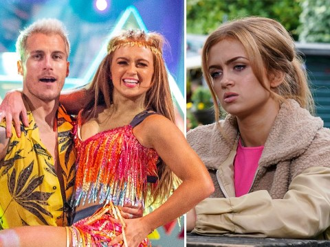 Strictly Come Dancing 2020: Maisie Smith worried about juggling EastEnders with competition as final approaches