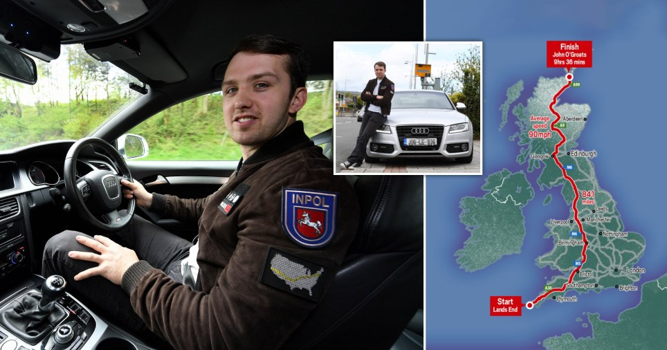 Thomas Davies denies dangerous driving and perverting the course of justice (Pictures: Triangle News)
