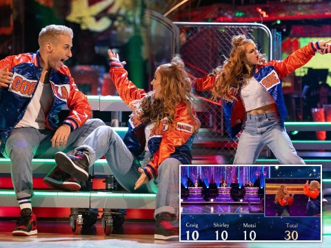 Strictly 2020: Maisie Smith gets first perfect score following flawless couple's choice dance