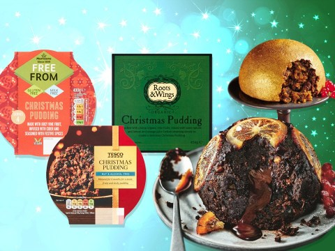 The best Christmas puddings for you to buy this year