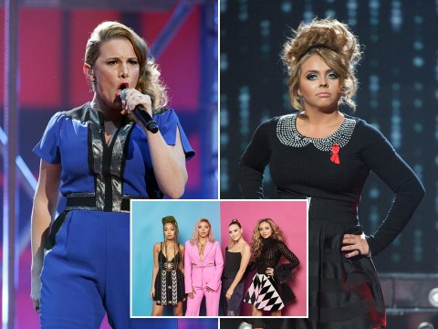 X Factor winner Sam Bailey says being older helped her cope with fame as she praises 'standout' Little Mix star Jesy Nelson