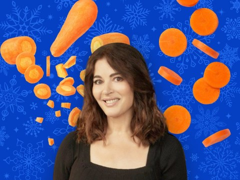 Nigella Lawson's latest viral moment is her hatred of improperly-cut carrots