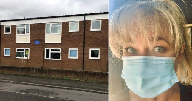 A vulnerable resident says she is being forced out of her home in a housing block intended for redevelopment in a tier three area (Picture: Josh Layton/Metro)