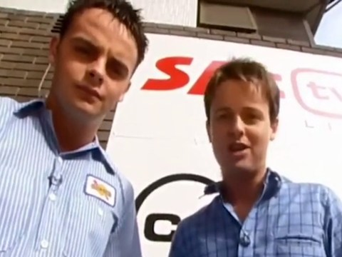 Ant and Dec take us right back to their very first SMTV Live in new clip ahead of Cat Deeley reunion