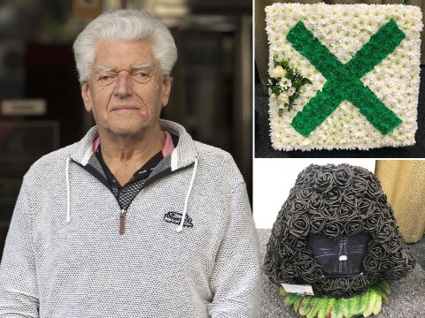 Darth Vader actor David Prowse laid to rest in Star Wars-themed funeral as daughter pays tribute