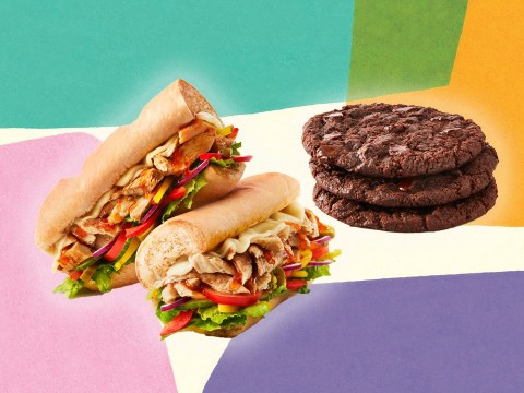 Subway launches new vegan 'chicken' sub and cookie
