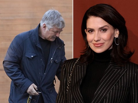 Alec Baldwin keeps head down in Hamptons after defending wife Hilaria over Spanish accent drama