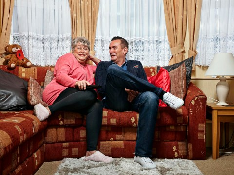 How did Gogglebox's Jenny and Lee meet?