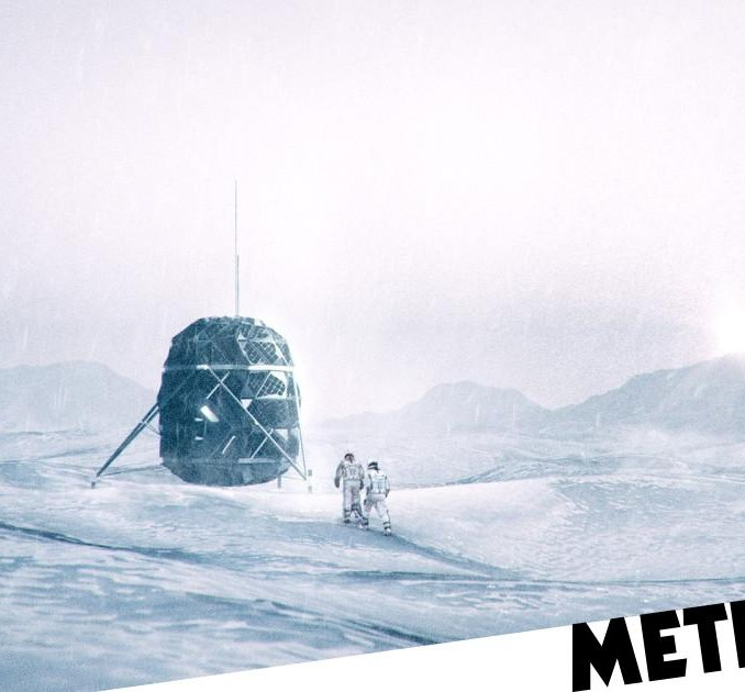 Space architects complete two-month stay in Arctic shelter to simulate moon life