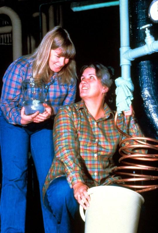 Betty Bobbitt in Prisoner: Cell Block H