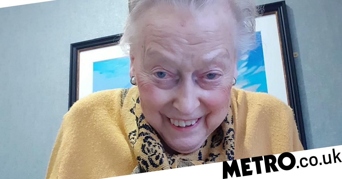 Care home resident joins battle for Christmas number one with festive cover | Metro News