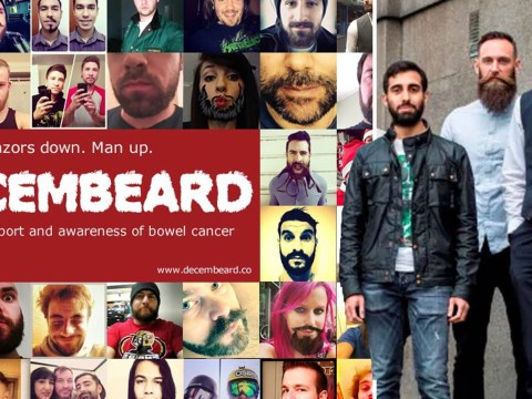 What is Decembeard and how can you get involved?