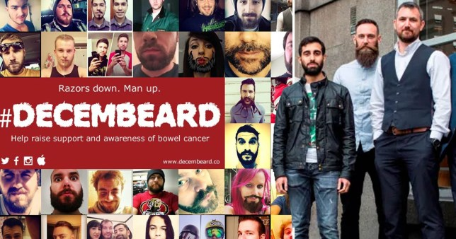 What is Decembeard, and how can I get involved?