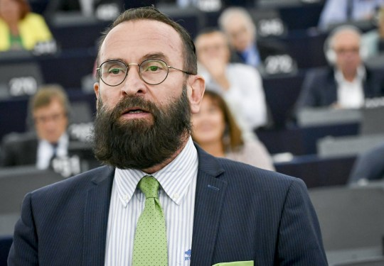 Jozsef Szajer.
