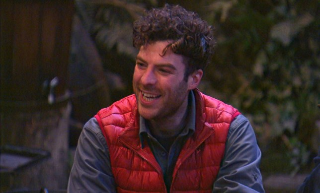 JORDAN NORTH ON I'M A CELEBRITY