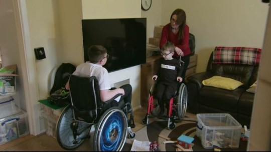 DIY SOS viewers moved to tears as teenager says there's 'no room' to use his wheelchair